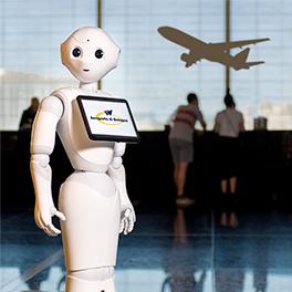 Reinventare l'esperienza in aeroporto