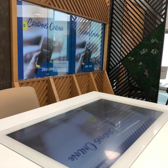 Una nuova banking experience per Credins Bank