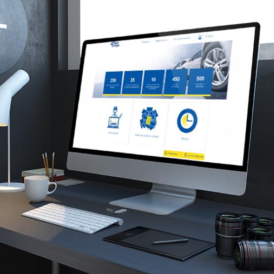Una piattaforma digitale per Goodyear