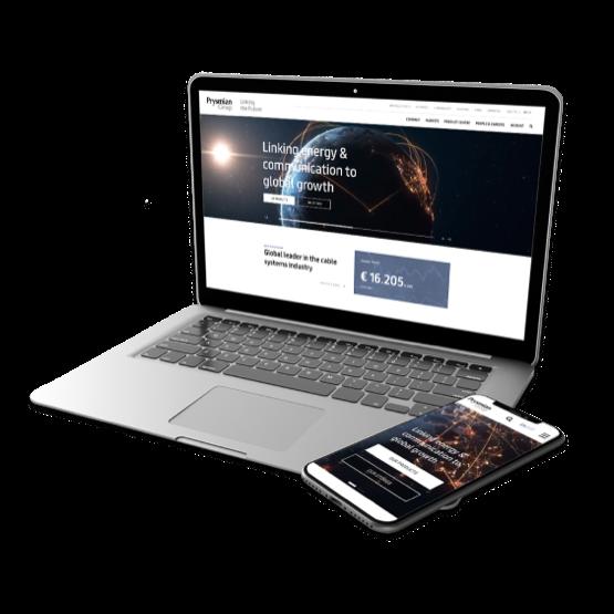 La trasformazione digitale di Prysmian Group