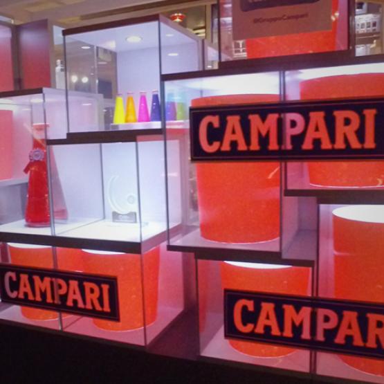 Il progetto Campari