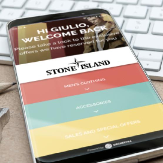 Una nuova shopping experience per Stone Island