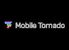 Partner Mobile Tornado Logo